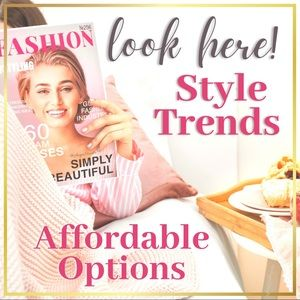 Tips and finds that affordably meet current trends